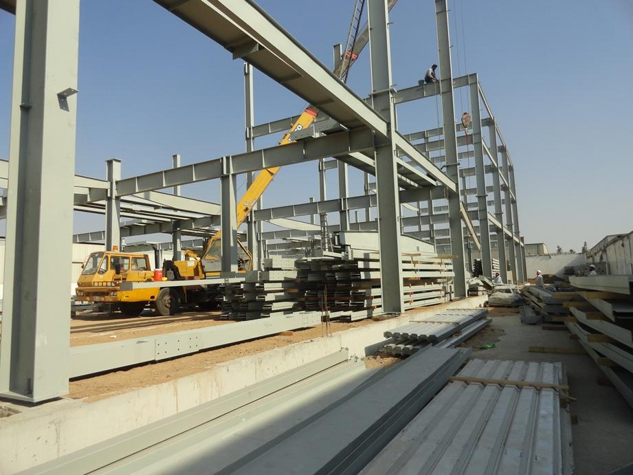 Indofood Warehouse - Jeddah Industrial Area